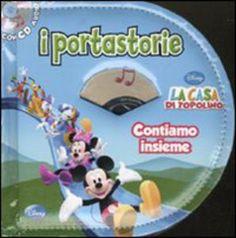 download CONTIAMO INSIEME. LA CASA DI TOPOLINO. I PORTASTORIE. CON CD AUDIO gratis pdf epub mobi
