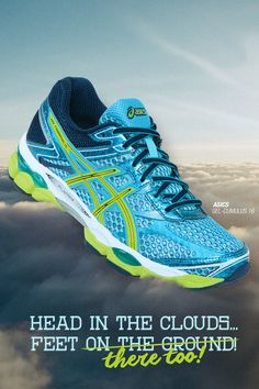 a47949e5a My new shoes! Run on clouds with the ASICS Gel-Cumulus!