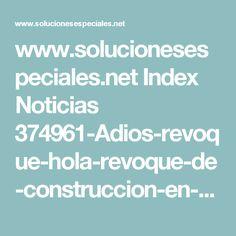 www.solucionesespeciales.net Index Noticias 374961-Adios-revoque-hola-revoque-de-construccion-en-seco.aspx