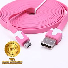 Color Dreams Cable micro USB de 3M metros de alta velocidad PVC de larga duración, Micro usb a USB - https://complementoideal.com/producto/tienda-socios/color-dreams-cable-micro-usb-de-3m-metros-de-alta-velocidad-pvc-de-larga-duracin-con-conectores-micro-usb-a-usb-carga-rpida-y-sincronizacin-de-datos-para-telfonos-mvil-android-como-samsung-galaxy-s7-3/