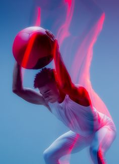 Sport and Fitness Studio Photography with Motion Blur and Gifs Neon Photography, Motion Photography, Fitness Photography, Indoor Skydiving, Fitness Fashion, Fitness Man, Fitness Motivation, Foto Pose, Sports Photos