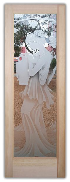 Shop our glass entry doors. Customize your glass doors with a wide variety of quality designs to fit any decor. Start exploring your glass doors options now! Exterior Doors With Glass, Entry Doors With Glass, Glass Doors, Art Deco Borders, Cast Glass, Lake Arrowhead, Winter Trees, Front Entry, Oak Tree