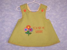 You are my Sunshine toddler romper by Mimisewn on Etsy, $42.25