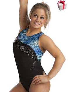 Shawn Johnson Leotard Collection for 2012 Holiday - GK Champion Style | GK Elite