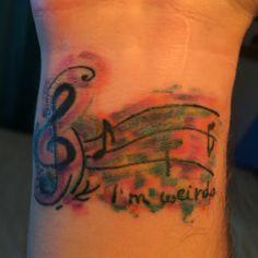 Tattoo Creep Radiohead