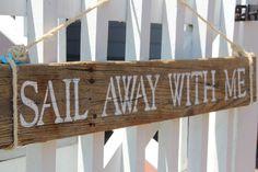 SAIL AWAY WITH ME Coastal Bedding, Coastal Bedrooms, Coastal Living Rooms, Coastal Cottage, Coastal Homes, Coastal Decor, Coastal Rugs, Lake Cottage, Coastal Farmhouse