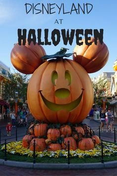 Disneyland at Halloween - 6 things to see and do plus tips for visiting - Gone with the Family