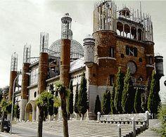 Exterior de la Catedral de Justo Gallego