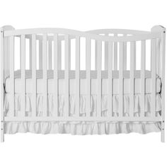 Dream On Me Chelsea 5-in-1 Convertible Crib ❤ liked on Polyvore featuring home and children's room