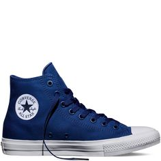 a4f3292ecaafee Chuck II · Blue SneakersConverse SneakersBlue ShoesConverse All StarRoyal  ...