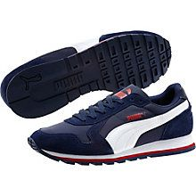 The ST Runner is one of our modern icons. It has all the street cred of a classic Shoes Men, Memory Foam, Sporty, Icons, Street, Luxury, Classic, Sneakers, Modern