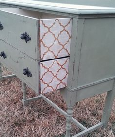 CHECK THIS OUT!!  Refinshed Annie Sloan Chalk Paint Distressed by newbeginningsdecor