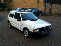 1989 Fiat Uno Turbo