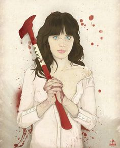Slaughterhouse Starlets: Zooey, by Keith P. Rein.