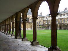 Nevile's Court, Trinity College, Cambridge University