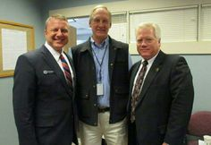Chief Deputy Treasurer and Sheriff Terry Wagner