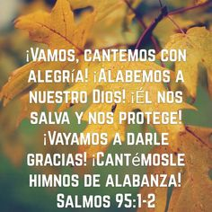 Si cantemos juntos a nuestro Dios es todopoderoso