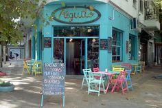 alguito en arteneus Alguito...un restaurante consciente y sostenible