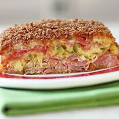 Awesome Baked Reuben Casserole