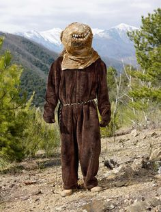 """FRANCE Spring festivals in the Pyrenees feature local men playing the role of bears awakening from hibernation. """"WILDER MANN"""" photos by Charles Freger. Costume Ours, Bear Costume, Folk Costume, Charles Freger, Celebration Around The World, French Photographers, Man Photo, Art Plastique, Men Dress"""