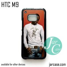 Akon Rapper Phone Case for HTC One M9 case and other HTC Devices