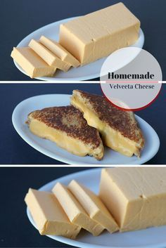 """Make delicious dips, macaroni and cheese or grilled cheese sandwiches without the guilt of buying a """"loaf"""" of cheese! Make your own melting cheese at home with real food ingredients!"""