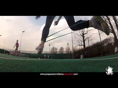 #Tennis - LoopBand change direction run - YouTube
