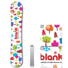 New Snowboard Skin Wrap Graphic Deck Sticker For Your Board - Model 201