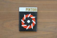 Giovanni Pintori  http://graineditshop.com/collections/design-illustration/products/giovanni-pintori-quaderni-di-imago-6-signed