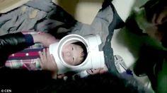 Veja o que aconteceu com um garotinho chinês que estava brincando quando teve a brilhante ideia de fazer um cosplay de seu herói favorito. Não ria!