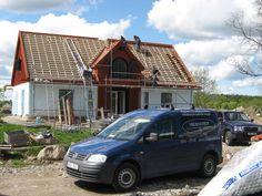 Nybyggnation - Taktegel.se - Sveriges största lager av gammalt taktegel