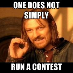 Everything You Need to Run a Successful Social Media Contest  #SocialMedia #Contest