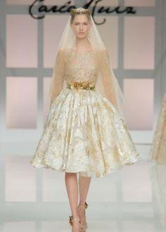 vestido de dama de bodas