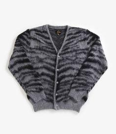 NEEDLES Mohair Cardigan - Tiger
