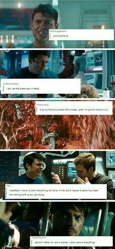Star Trek | Dr. McCoy aka Bones
