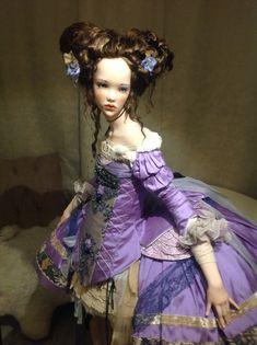 Doll Art by Alisa Filippova Lifelike Dolls, Realistic Dolls, Ooak Dolls, Barbie Dolls, Big Eyes Artist, Human Doll, Enchanted Doll, Polymer Clay Dolls, Fairy Dolls