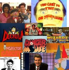 Classic Nick shows. Ahhhhh those were the days.