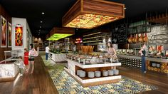 ¡Conoce los nuevos restaurantes en Sandos Playacar!  http://blog.sandos.com/conoce-los-nuevos-restaurantes-sandos-playacar/