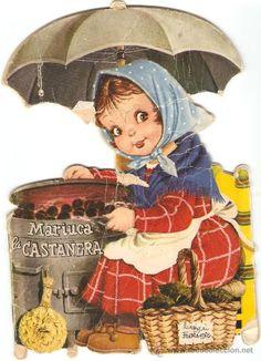 Octubre. Tres Puntos de Vista: La Castañera (Eventos Happy Ever After)