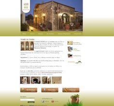 www.idili.gr Δραστηριότητα:Παραδοσιακός ξενώνας διακοπών στο Πάνορμο, Ρέθυμνο, Κρήτη. Τύπος έργου: