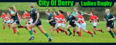 City of Derry Ladies Rugby Team v Donegal Town RFC Ladies Rugby Team in 600+ Pictures HERE City of Derry Ladies ARE BACK! now on www.intouchrugby.com