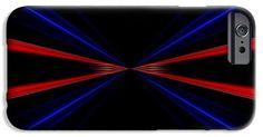 Linee rosse e blu infinito su Uno sfondo nero.  iPhone 6 Caso #business #b2bMarketing #socialmediamarketing #contentmarketing #marketingtips #digitalmarketing #marketing #webMarketing