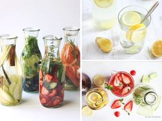 The best detox water recipes to help you lose weight, clear up your skin, and boost your immunity. Plus, we are sharing Jillian Michaels' recipe to lose...
