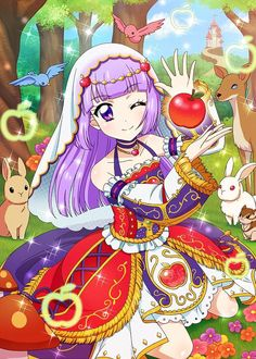 Sumire the tree of rubies coord