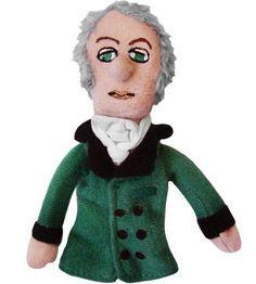 G. W. F. Hegel Finger Puppet