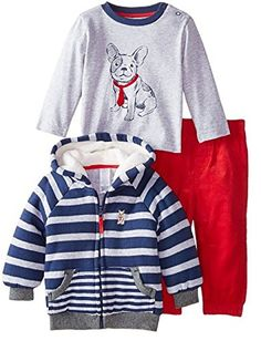 Little Me Toddler Boys' Dog 3-Piece Jacket Set, 24M Littl... https://www.amazon.com/dp/B01H3Q3XK2/ref=cm_sw_r_pi_dp_x_BgpXxbXM1VAP6