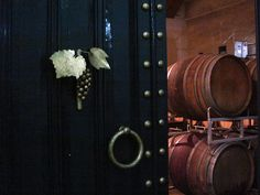 The production of wine is a traditional component of the Georgian economy.