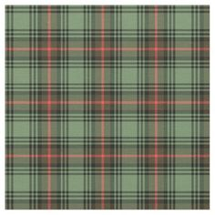 Shop Green, Red and Black Vintage Plaid Fabric created by plaidwerx. Plaid Fabric, Red Fabric, Green Pattern, Plaid Pattern, Fabric Patterns, Print Patterns, Clothing Patterns, Tartan Wallpaper, Shoe Template
