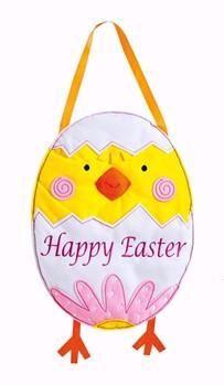 Happy Easter Door Decor - D & D Collectibles