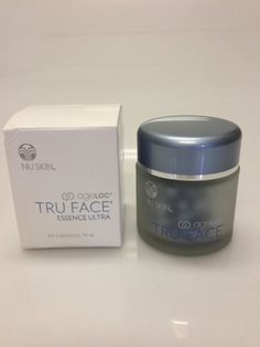 ageLOC Tru Face Essence Ultra (Limited Time Offer) * To view further for this item, visit the image link. (This is an affiliate link) Nu Skin Ageloc, Gradual Tan, Facial Skin Care, Toiletry Bag, Cosmetics, Face, Beauty, Image Link, Beleza